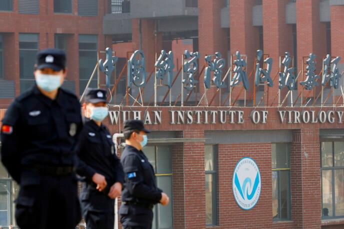 FJERNET: 22 000 virusprøver fra Wuhan-laboratoriet ble fjernet fra database. Foto: Thomas Peter / Reuters / NTB