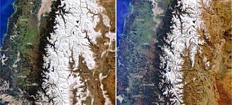 Sjokkbilder etter «mega-tørke»