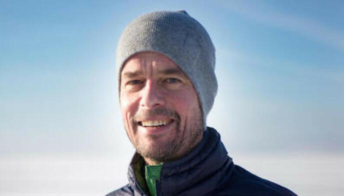 IKKE BEKYMRET: Klimaforsker Tor Eldevik mener det er svært usannsynlig at Golfstrømmen vil svekkes vesentlig. Foto: Privat