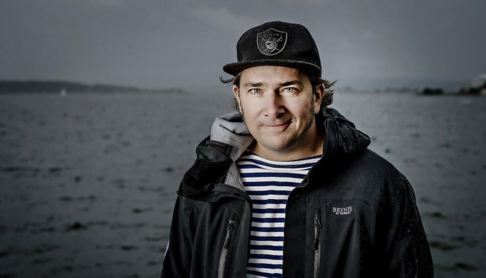 TV-PLAN: Jarle Andhøy har intervjuet og filmet krigsseilere i tjue år. Foto: Bjørn Langsem / Dagbladet