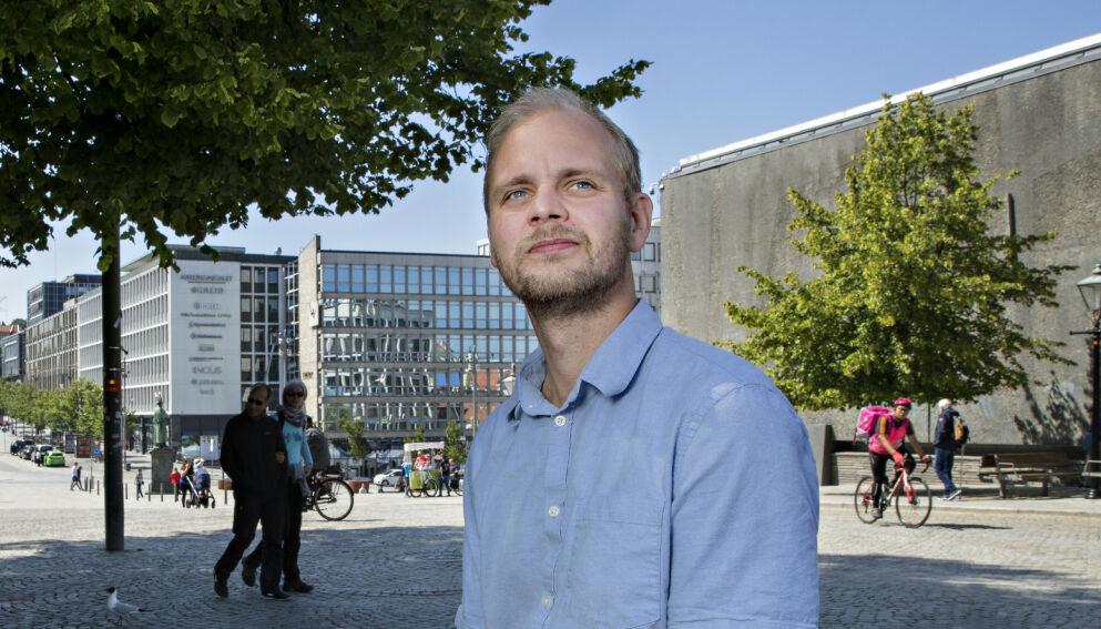 DET SOM TRENGST: For å minska klasseforskjellane, hjelper det ikkje at fleire tar universitetsfag. Dei som gjer dei nødvendige jobbane, må få høgare lønn og betre arbeidsforhold. Det har Mímir Kristjánsson forstått, skriv innsendaren. Foto: Kristian Ridder-Nielsen / Dagbladet