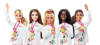 Barbie-kolleksjon skaper sinne