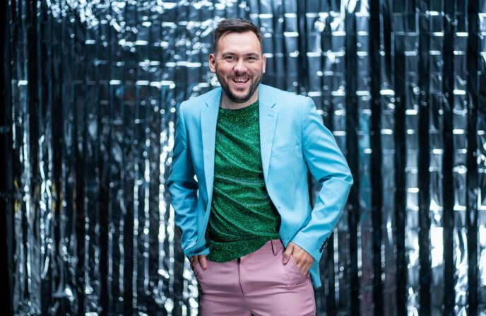 SKUMMELT: Dennis Vareide tror «Skal vi danse» blir noe av det skumleste han har gjort. Foto: Espen Solli / TV 2