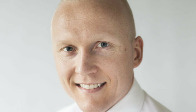 BISTÅR: Tom-Daniel Karlstad er kvinnens bistandsadvokat. Foto: Privat