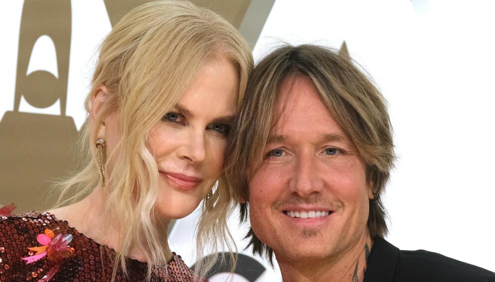 KJENDISPAR: Nicole Kidman og Keith Urban har fått det til å fungere både privat og med hver sin karriere. Foto: Pa Photos/NTB