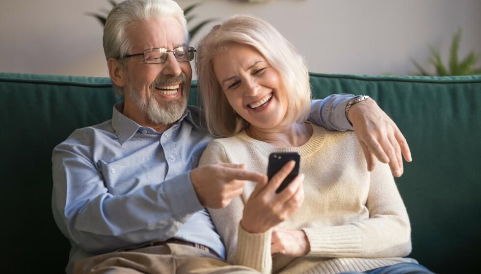 UVISS FREMTID: Selv om de store linjene i pensjonsreformen er lagt, er det fortsatt diskusjoner om pensjon som gjenstår. Og her har partiene ulike løsninger. Foto: NTB scanpix