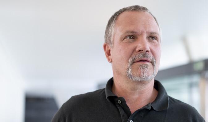 STOLT: Pappa Tom Erik er stolt over hva sønnen har oppnådd hittil i karrieren. Foto: Fredrik Hagen / Dagbladet