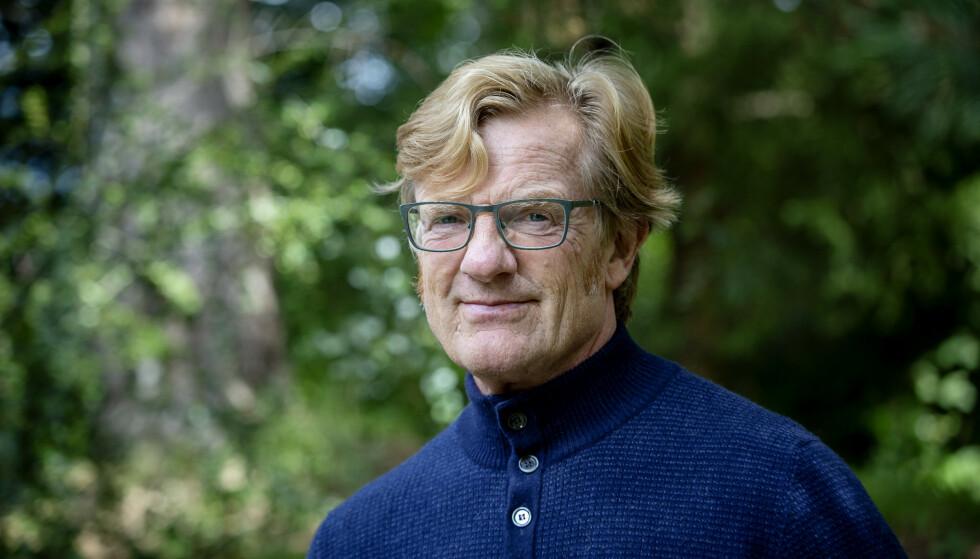 PROFESSOR: Kjetil Retterstøl mener at de australske resultatene er en markør for et sunt kosthold og livsstil. Foto: Nina Hansen / Dagbladet