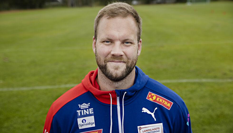 LAMBERTSETER (OSLO): Eivind Henriksen har «landet» etter OL i Tokyo. Han er tydelig på hva han skal jobbe mot videre. Foto: Kristian Ridder-Nielsen / Dagbladet