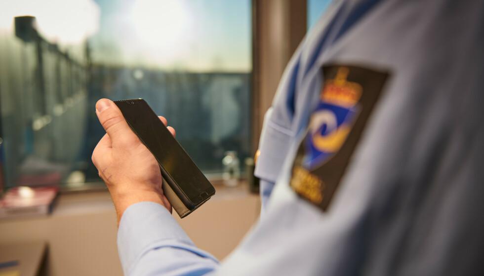 OVERVÅKES: Infoflyt-ordningen i norske fengsler har eksistert siden 2005. Foto: Kriminalomsorgen