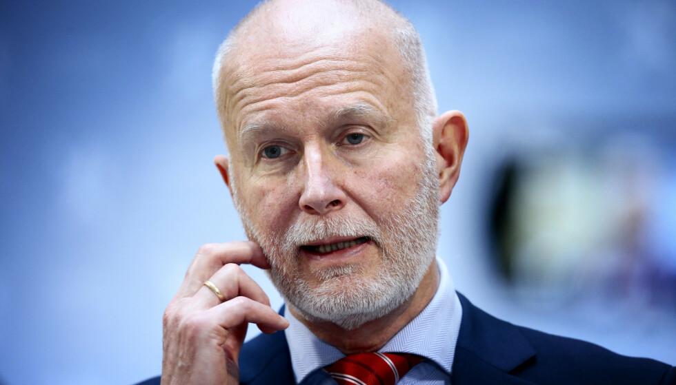 HELSEDIREKTØR: Bjørn Guldvog er direktør i Helsedirektoratet. Foto: Nina Hansen / Dagbladet