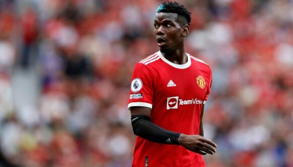 PANGSTART: Paul Pogba og Manchester United fikk en kanonåpning på Premier League-sesongen. Foto: REUTERS/Phil Noble.