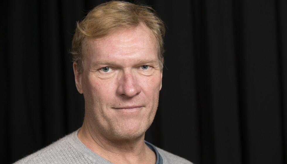 KOLLEGAER: Sven Nordin har spilt mot Jørgen Langhelle i flere prosjekter. Slik minnes han den avdøde skuespilleren. Foto: Terje Bendiksby / NTB