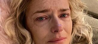 Forsvarer gråtebilde: - Jeg skammer meg