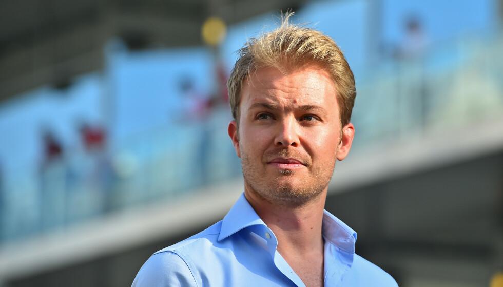SA NEI: Nico Rosberg forteller at han hadde et konktratstilbud på bordet, som ville sikret han over 800 millioner norske kroner. Foto: Shutterstock editorial