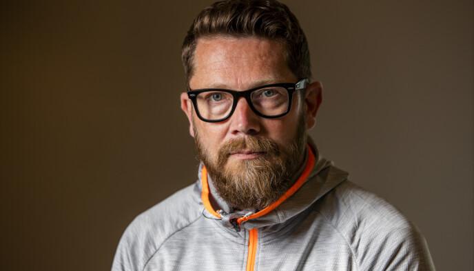 KOMMUNIKASJONSSJEF: Espen Graff. Foto: Håkon Mosvold Larsen / NTB