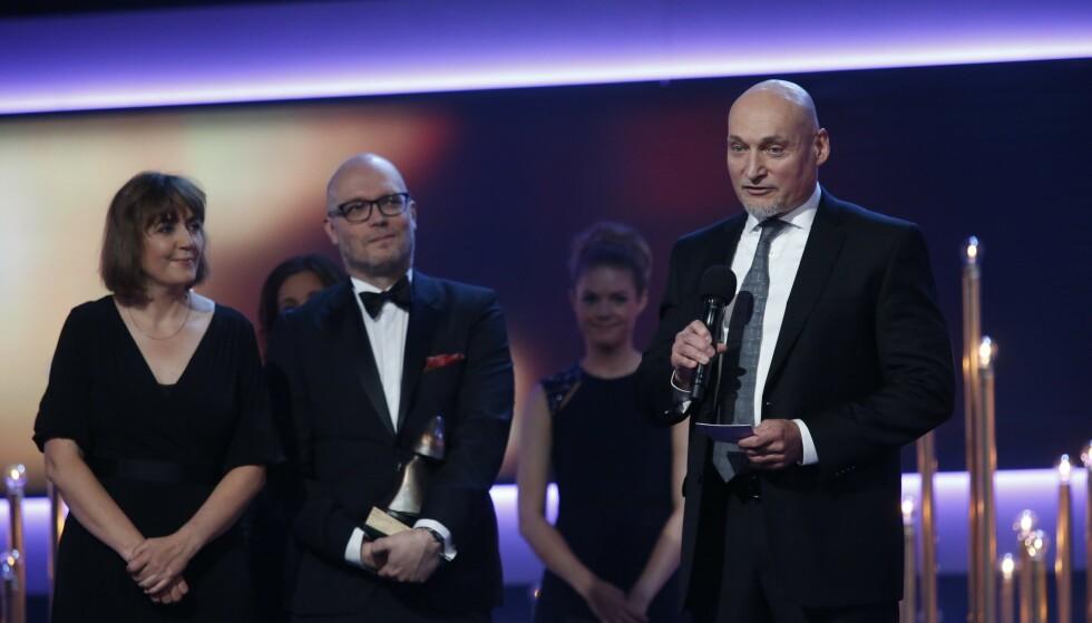 PRISVINNER: «Dugma - The Button» vant Amanda-prisen for beste dokumentarfilm i 2016. Foto: Terje Bendiksby / NTB