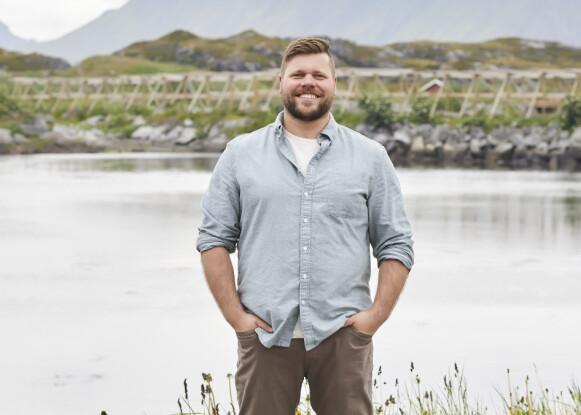 ODELSGUTT: Sebastian Muth Johansen ønsker å stifte familie og ta over barndomshjemmet i Lofoten. Foto: Espen Solli / TV 2