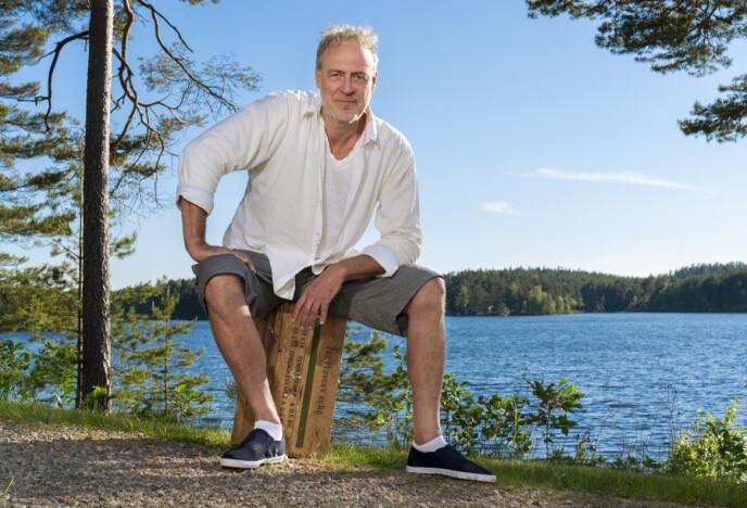 KREATIV: Stefan Gundersen er både god på kjøkkenet og musikalsk. Foto: Espen Solli / TV 2