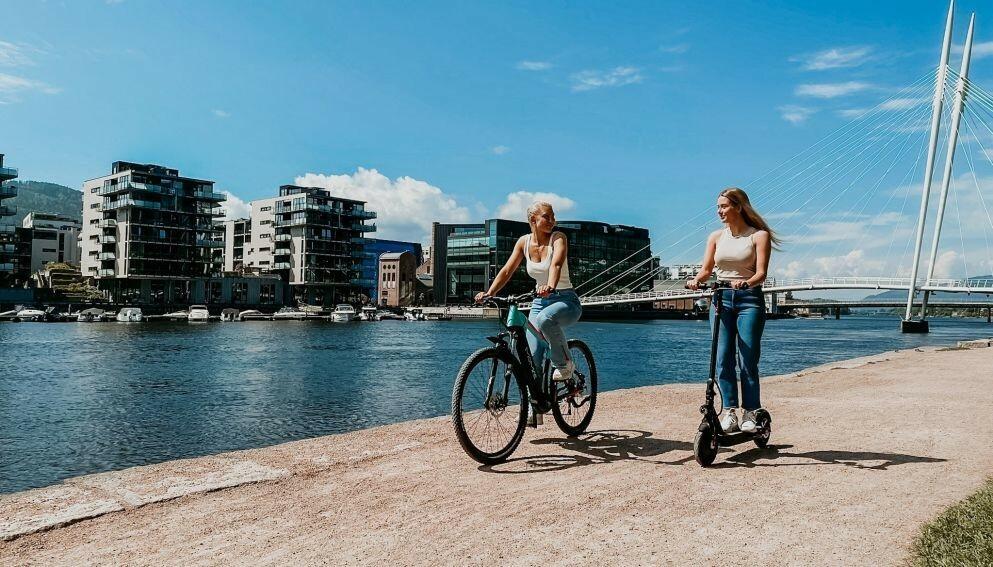 Best i test: Dette er Norges mest solgte elsparkesykler