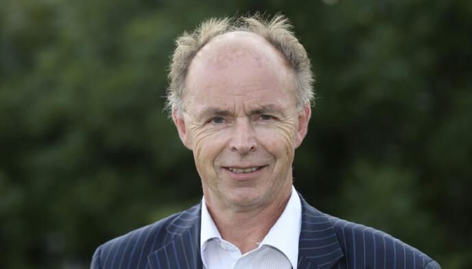 LEDER AV HOPPKOMITEEN: Alf Tore Haug. Foto: Vidar Ruud / NTB