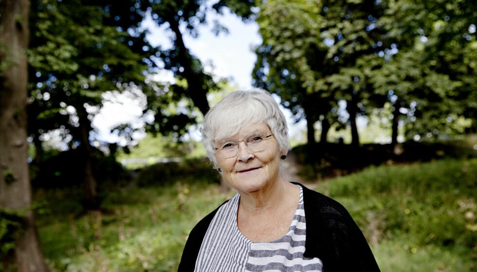 HAR STUDERT PASIENTER: Professor Anne Marit Mengshoel har utviklet et behandlingsopplegg for pasienter med fibromyalgi. Foto: Kristian Ridder-Nielsen/Dagbladet
