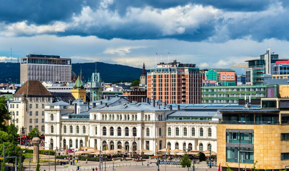 OSLO: Det er registrert 110 nye coronasmittede i Oslo siste døgn. Det er 51 flere enn samme dag forrige uke. Foto: NTB