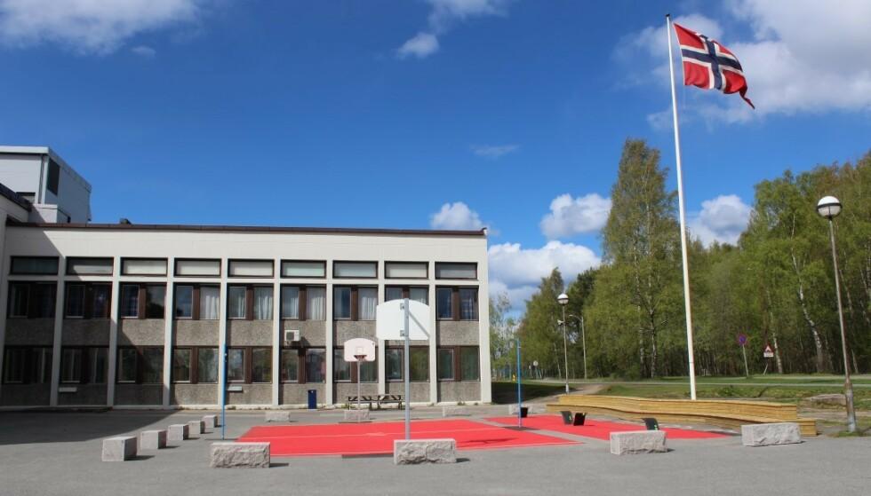 SKOLE: Brannfjell skole i Oslo. Foto: Shadi Alzaghari/Oslo kommune