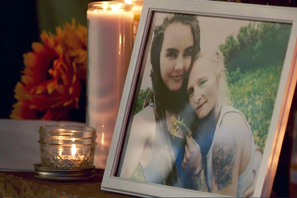 SKUTT: Crystal Turner (38) og Kylen Carrol Schulte (24) ble funnet skutt og drept nær en campingplass ved Moab i Utah, onsdag forrige uke. Foto: Nic Naylor/KUTV via AP