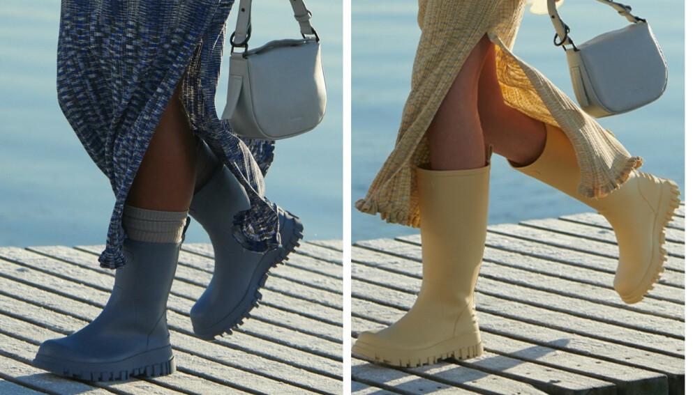 Dette er høstens hotteste gummistøvler