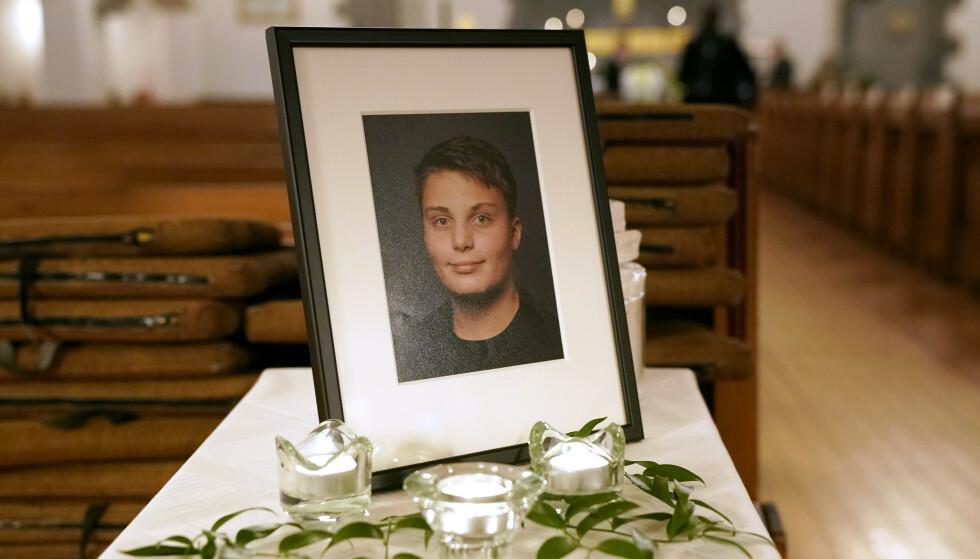 OMKOM: Even Warsla Meen (15) mistet livet i Filipstad-ulykken i 2019. Nesten tre år etter pågår fremdeles kampen om hvem som hadde ansvaret. Foto: Cornelius Poppe / NTB