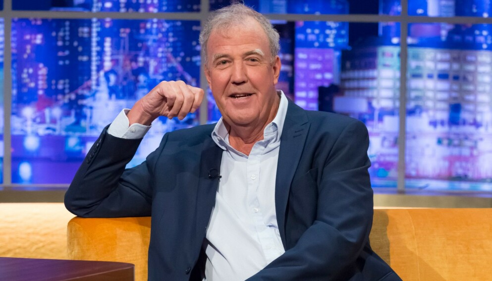 DATTERA OVERRASKER: Jeremy Clarkson er verdenskjent for tv-programmet «Top Gear», men nå er det dattera Emily som skaper overskrifter. Foto: Brian J Ritchie/ NTB