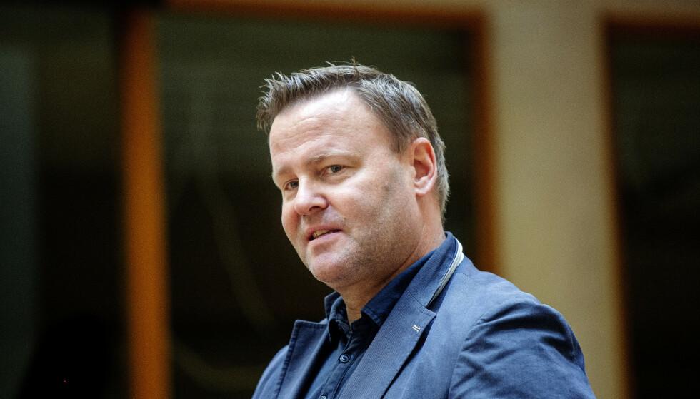 NY BØLGE: Assisterende helsedirektør Espen Rostrup Nakstad fastslår at Norge er inne i en fjerde smittebølge. Foto: Nina Hansen / Dagbladet