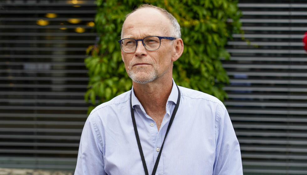 FAGDIREKTØR: Frode Forland ved Folkehelseinstituttet. Foto: Gorm Kallestad / NTB