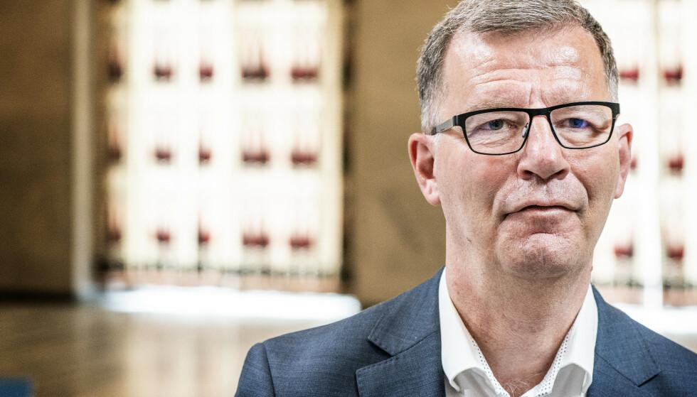 HELSEBYRÅD: Robert Steen. Foto: Hans Arne Vedlog / Dagbladet
