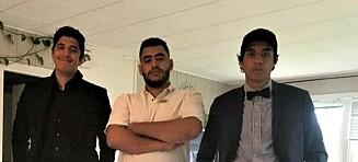 Tre brødre døde i ulykken