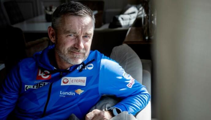 RØRT: Clas Brede Bråthen takker for alle støtteerklæringene. Foto: Nina Hansen / Dagbladet