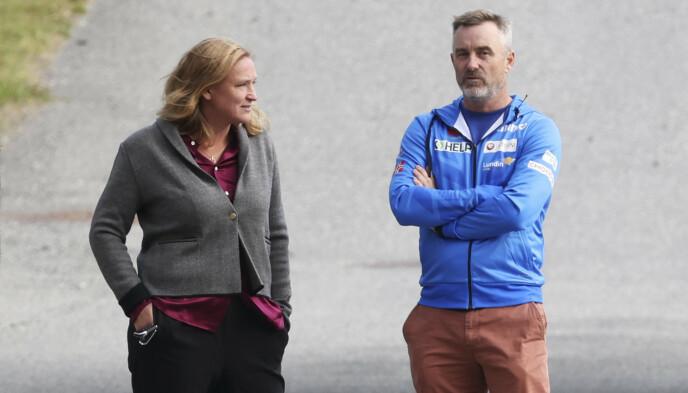 FÅR HJELP: LO-advokat Marit Håvemoen representerer Clas Brede Bråthen. Foto: Geir Olsen / NTB