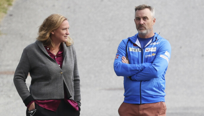 ADVOKAT: LO-advokat Marit Håvemoen representerer Clas Brede Bråthen. Foto: Geir Olsen / NTB