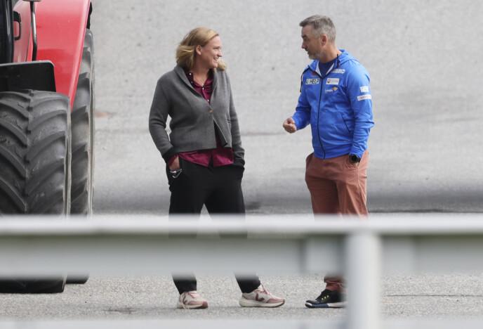 SØKSMÅLSVARSEL: Advokat Marit Håvemoen har varslet søksmål mot skiforbundet på vegne av Clas Brede Bråthen. Foto: Geir Olsen / NTB