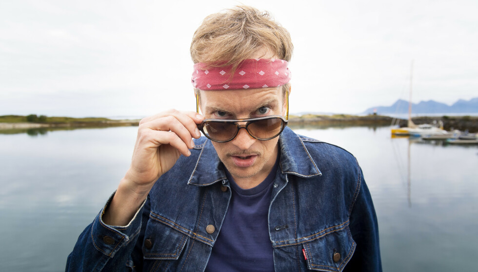 CORONA-JA: Øystein Greni har takket nei til «Hver gang vi møtes» flere ganger. På grunn av corona sa han ja uten å nøle. Foto: Lars Eivind Bones / Dagbladet