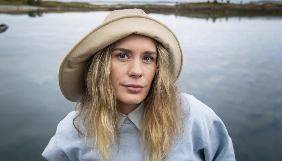 VIL HJEM: Anna of the North er klar for at det norske folk skal bli kjent med henne. Foto: Lars Eivind Bones / Dagbladet