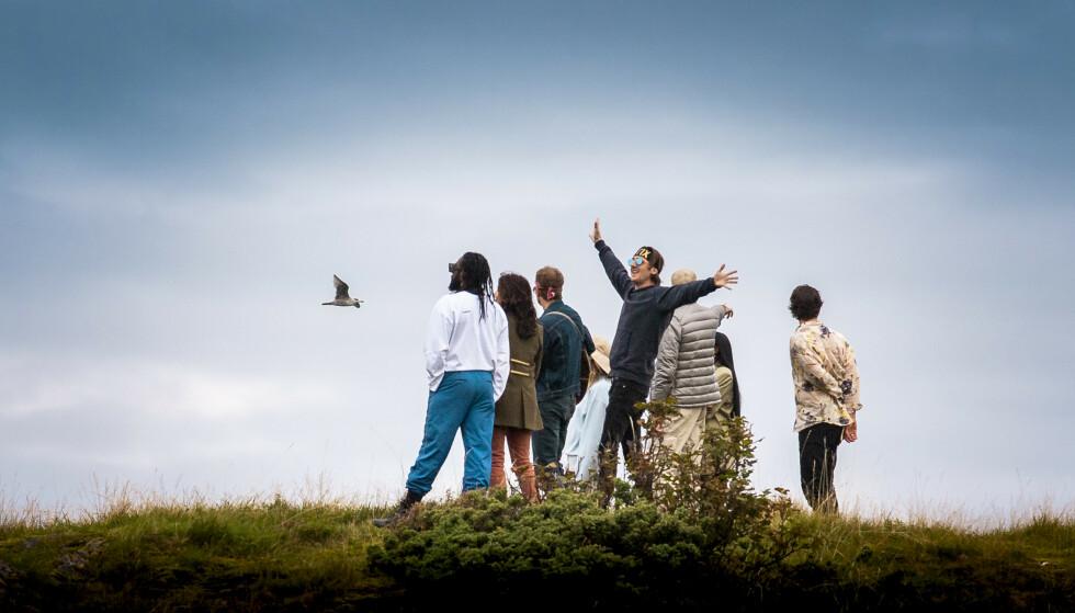 HVER GANG VI MØTES: «Hver gang vi møtes» har flyttet fra Østfold til Kjerringøy i Nordland. Åtte nye artister er klare for å tolke hverandres låter. Foto: Lars Eivind Bones / Dagbladet
