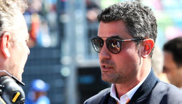 SLÅR TILBAKE: FIA-sjef Michael Masi.