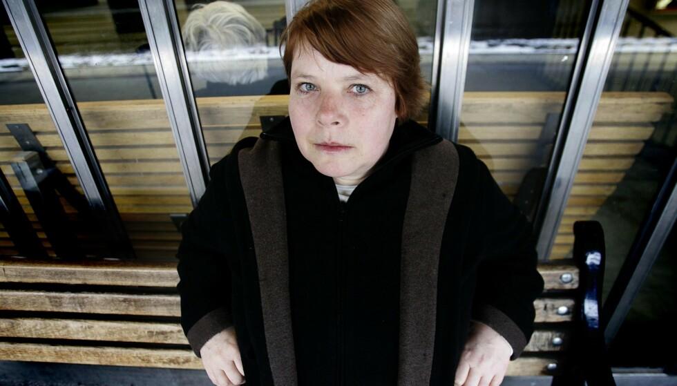 GIKK BORT: Anki Larsson, her fra 2005, døde etter sykdom. Foto: Roger Vikström/Expressen/NTB