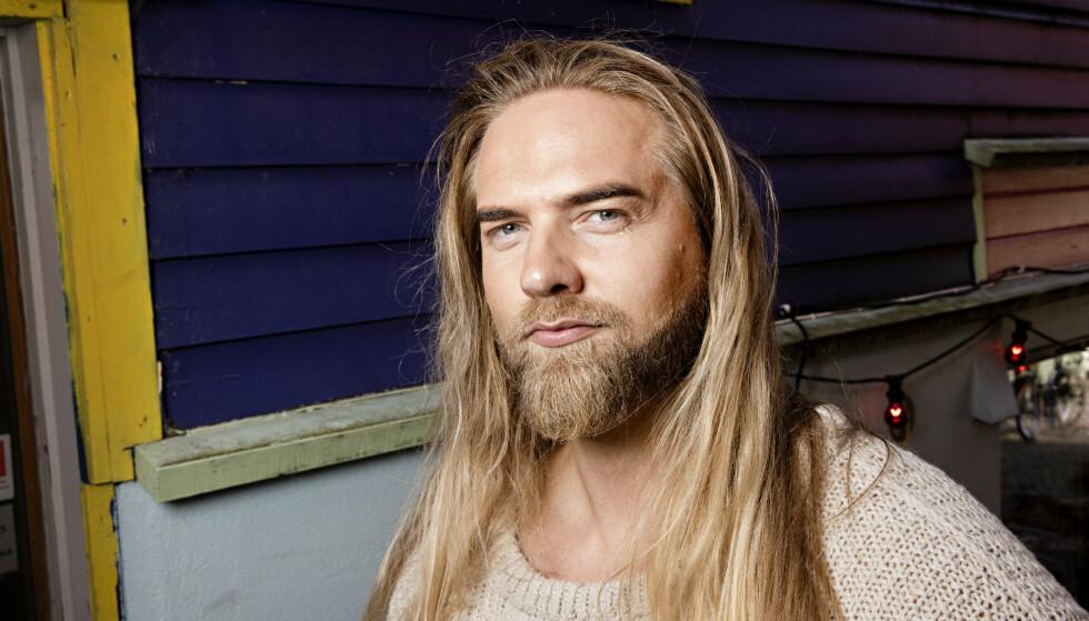 DEBUTERER: Lasse Matberg kommer med en bokutgivelse denne uka. Foto: Kristian Ridder-Nielsen / Dagbladet