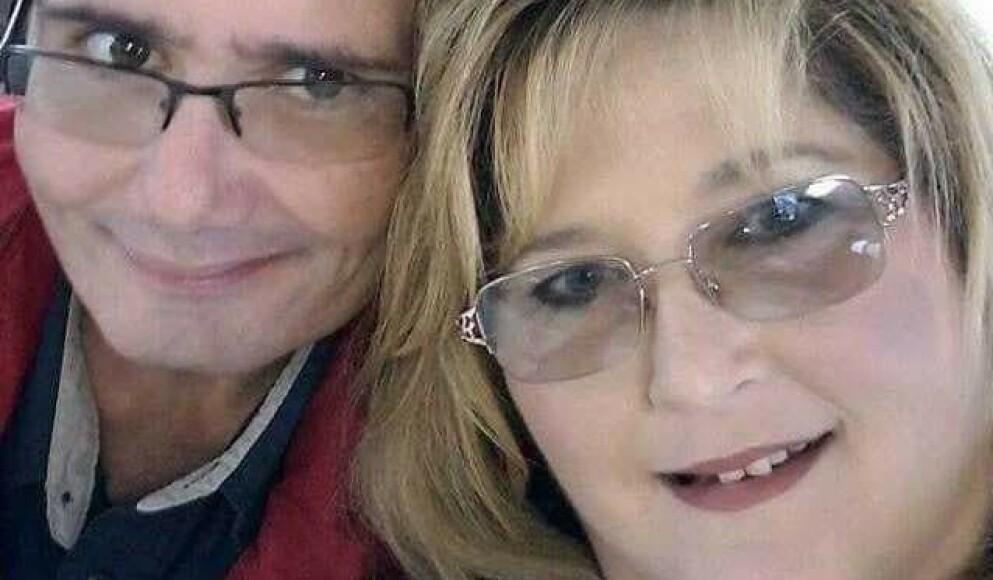 DØDE: Ron Steadman ble funnet død av kona Lisa Steadman. Foto: Privat