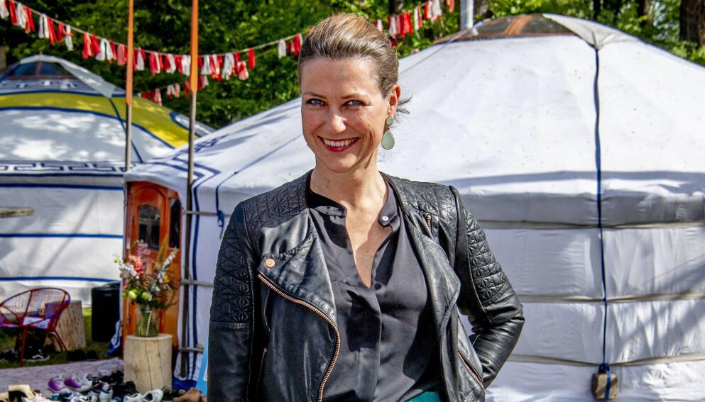 NY BOK: Märtha Louise er en av forfatterne bak boka «Hèst». Foto: NTB