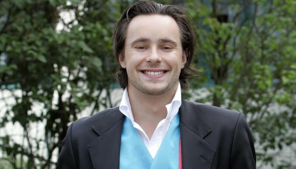 KJENT ANSIKT: Stian Barsnes-Simonsen var en del av manges oppvekst, da han var programleder for en rekke populære TV-programmer for unge. Her er han avbildet i 2005. Foto: Knut Falch / NTB