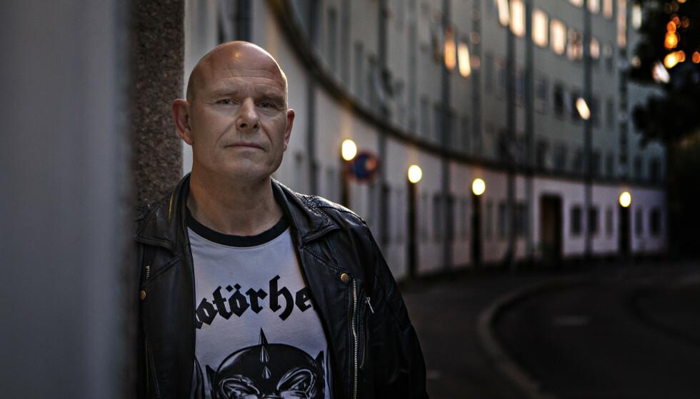 Ronny Pøbel Olsen har hatt en vanskelig oppvekst. Motgangen har imidlertid gitt ham et ekstra driv i livet. Foto: Frank Karlsen / Dagbladet